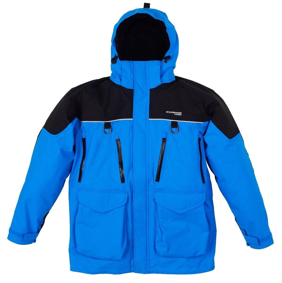 Petrol Industries Timber Jacket Medium Blue