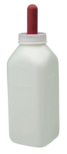 Calf Nipple Replacement Screw On Little Giant for 2 Quart Bottle