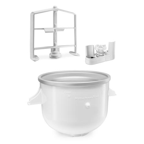 kitchen aid ice cream maker attachment
