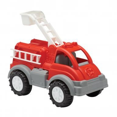 American Plastic Toys Gigantic Fire Engine