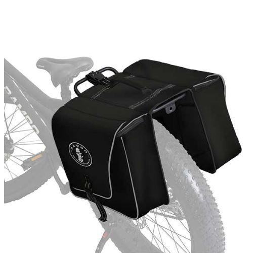 Camo ATV Fender Pack Bag Heavy Duty Water Resistant Farmer Cell Phone Storage