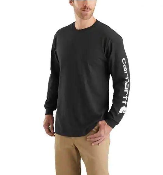 DBlade Corporate Print Mens T-Shirt Navy 100/% Cotton Short Sleeve Top Workwear